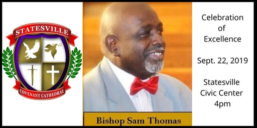 Bishop Samuel F. Thomas Appreciation and Celebration