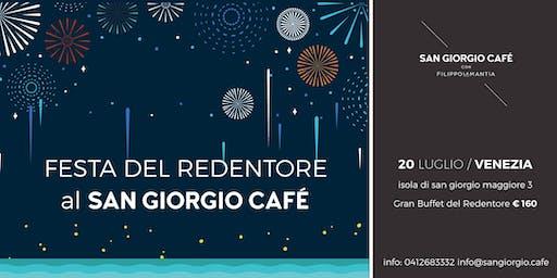 Festa del Redentore al San Giorgio Café