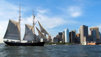 Craft Beer Tasting Aboard the Clipper City Tall Ship
