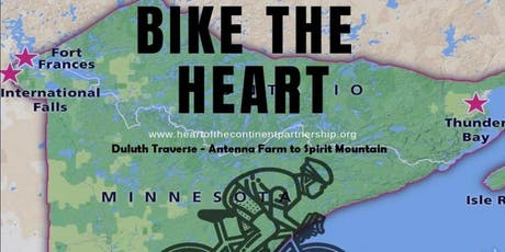 Bike! Duluth Travere - Antenna Farm to Spirit Mountain tickets