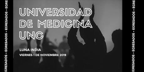 Universidad Nacional de Cuyo, Facultad de Medicina entradas