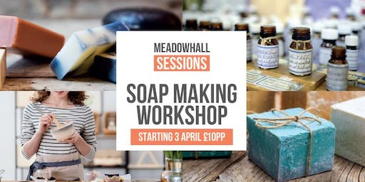 Cosmeti-Craft Soap Making Workshop - Spooky Soap Making!