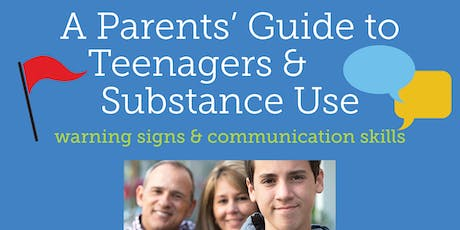 Lower Moreland: A Parents' Guide to Teenagers & Substance Use tickets