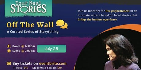OFF THE WALL- July 23, 2019 tickets