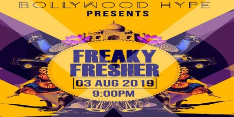 Freaky Fresher tickets