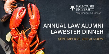 Annual Law Alumni LAWbster Dinner tickets