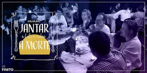A Morte no Jantar | EXCLUSIVO CASA DO CUIDAR