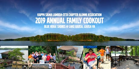 KSLZAA Annual Family CookOut - Rain or Shine tickets