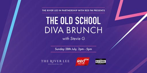The River Lee  and RED FM Old School Diva's Brunch, July 28th 2019.