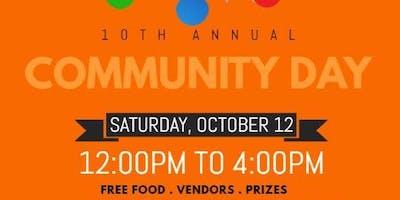 10th Annual Community Day
