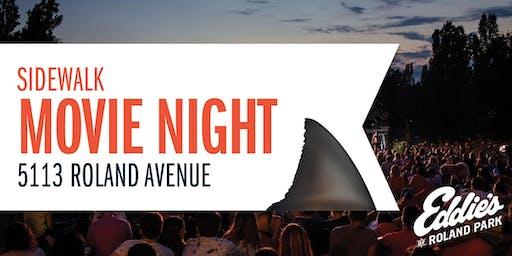 Roland Avenue Movie Night: Jaws