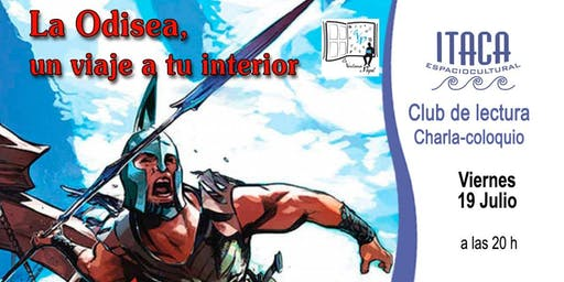 Charla GRATUITA del club de lectura: La Odisea, un viaje a tu Interior