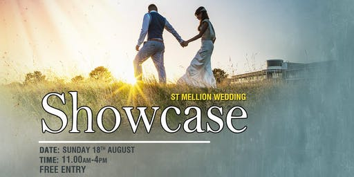 St Mellion Wedding Showcase