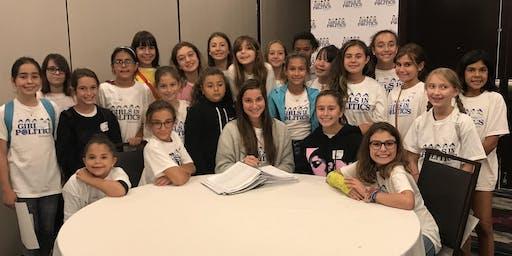 Camp Congress for Girls Fresno 2019