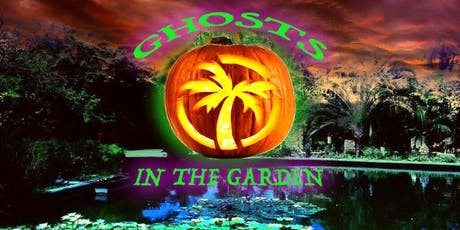 Ghosts in the Garden - Family Halloween tickets