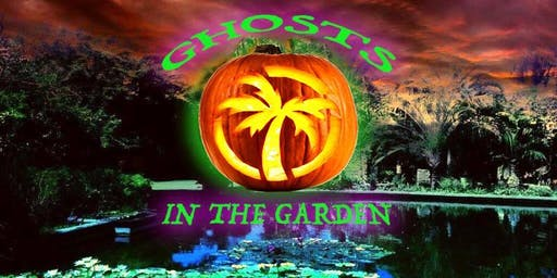Ghosts in the Garden - Family Halloween