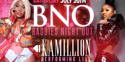 KAMILLION x ARI Live @ PLAY Sat July 20th Tallahassee