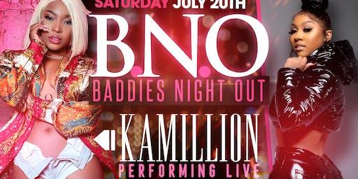 KAMILLION x ARI Live @ PLAY Sat July 20th Tallahassee