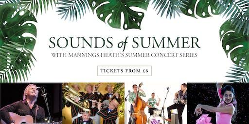 Mannings Heath's Summer Concert Series