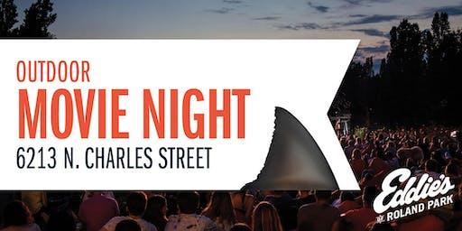 North Charles Street Movie Night: Jaws