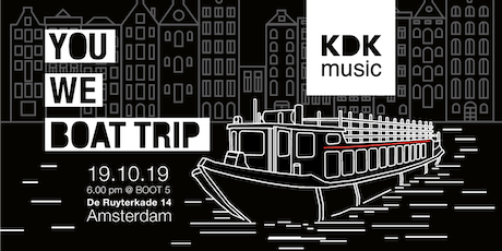 KDK Music Special w/ Vincenzo (Poker Flat Reordings) - ADE 2019 tickets