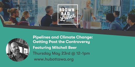 Brown Bag Lunch: Pipelines and Climate Change tickets