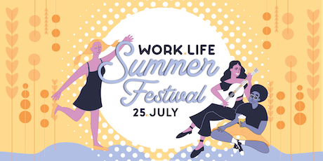 Work.Life Summer Festival tickets