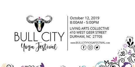2nd Annual Bull City Yoga Festival tickets