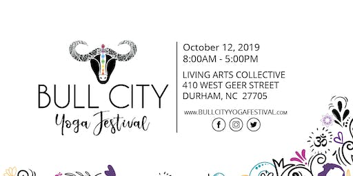 2nd Annual Bull City Yoga Festival
