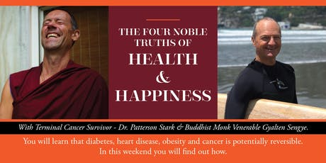 The 4 Noble Truths of Health and Happiness tickets