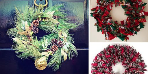Seasonal and Festive Wreaths