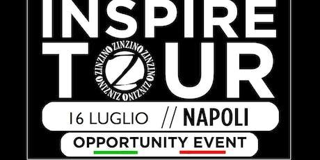 16 Luglio Napoli-Presentazione Aziendale- biglietti