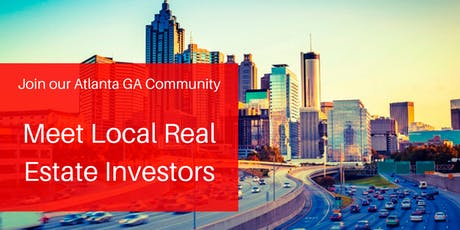 Atlanta- GA Real Estate Investing FREE Workshop tickets