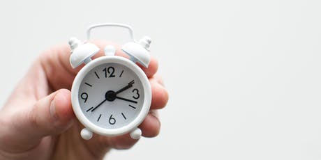 Mastering your Time and Time Management Hacks tickets