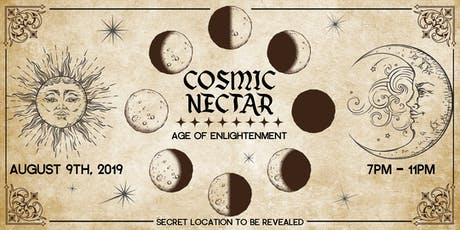 Cosmic Nectar: Age of Enlightenment tickets
