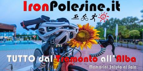 IronPolesine 2020 - Memorial Saluto al Sole biglietti