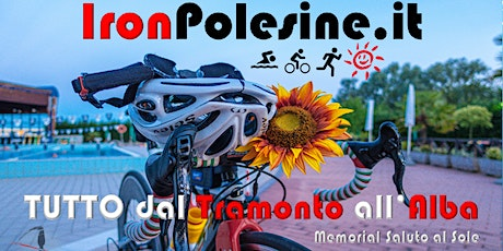 IronPolesine 2020 Virtual - Memorial Saluto al Sole - Evento Online biglietti