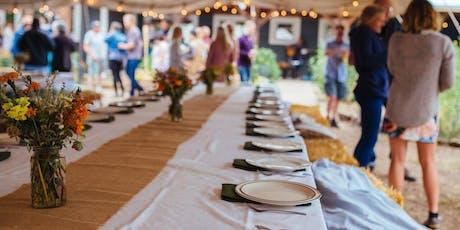 The Prairie Farm Project - August Dinner tickets