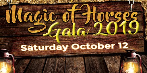 Magic of Horses Benefit Gala 2019
