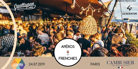 Apéros Frenchies Rooftop Afterwork - Paris tickets