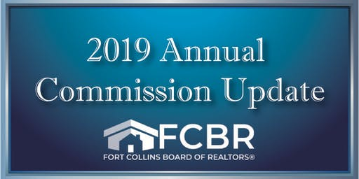 2019 Annual Commission Update - August 13