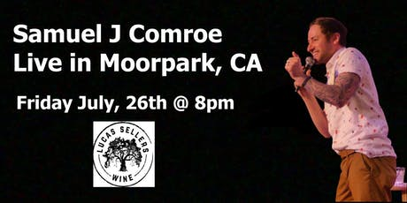 America's Got Talent Finalist Samuel J Comroe Live in Moorpark, CA! tickets