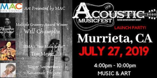 Acoustic Music Fest