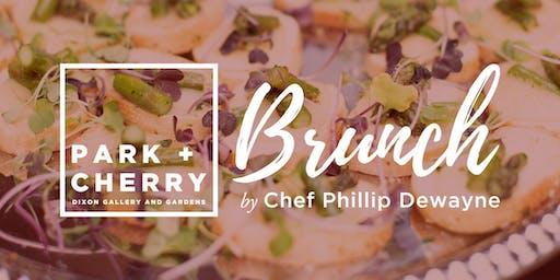 Park + Cherry Brunch by Chef Phillip Dewayne