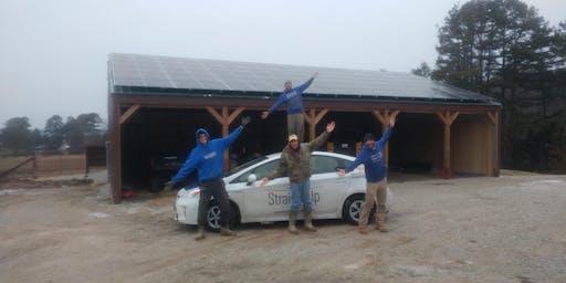 Solar Open House - Hartel Family - Potosi, MO