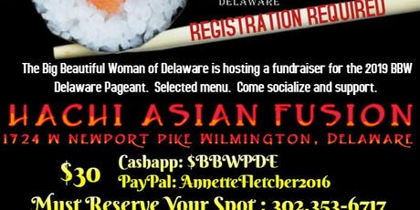 BBWPDE: All You Can Eat Fundraiser tickets