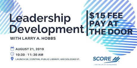 Leadership Development  tickets