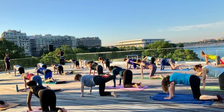 HEALTH & WELLNESS: Sunrise Pilates on the Rooftop tickets