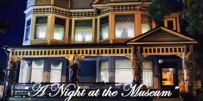 Paranormal Night at the Museum