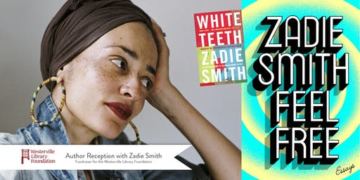 Zadie Smith, Author Reception: Thursday, September 19, 2019